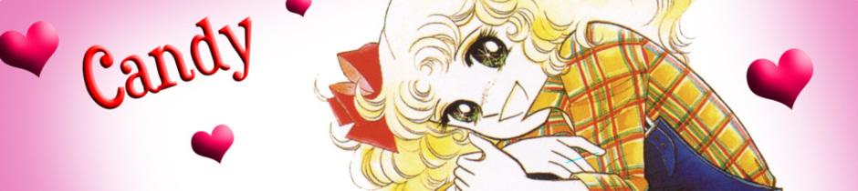 manga candy, candy,  histoire l'animé le manga